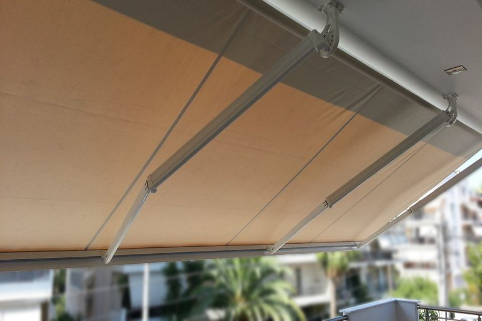 simple awnings
