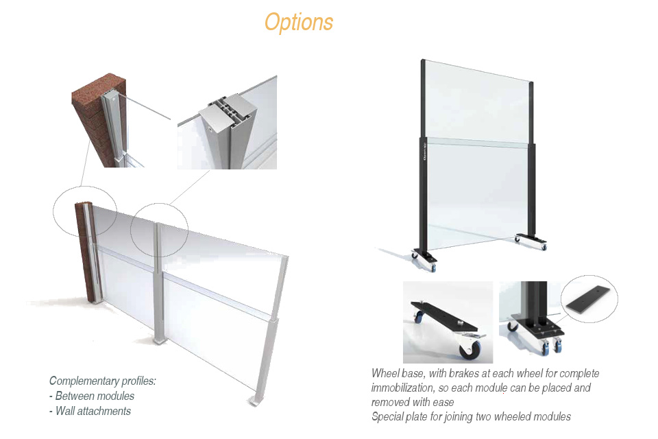 coverti glass options